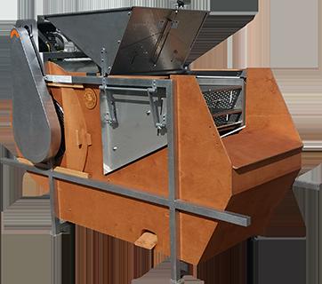 S-800-INOX Seed cleaning machine