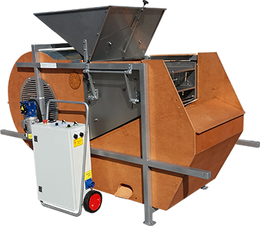S-800-SPECIAL-INOX Seed Cleaning Machine
